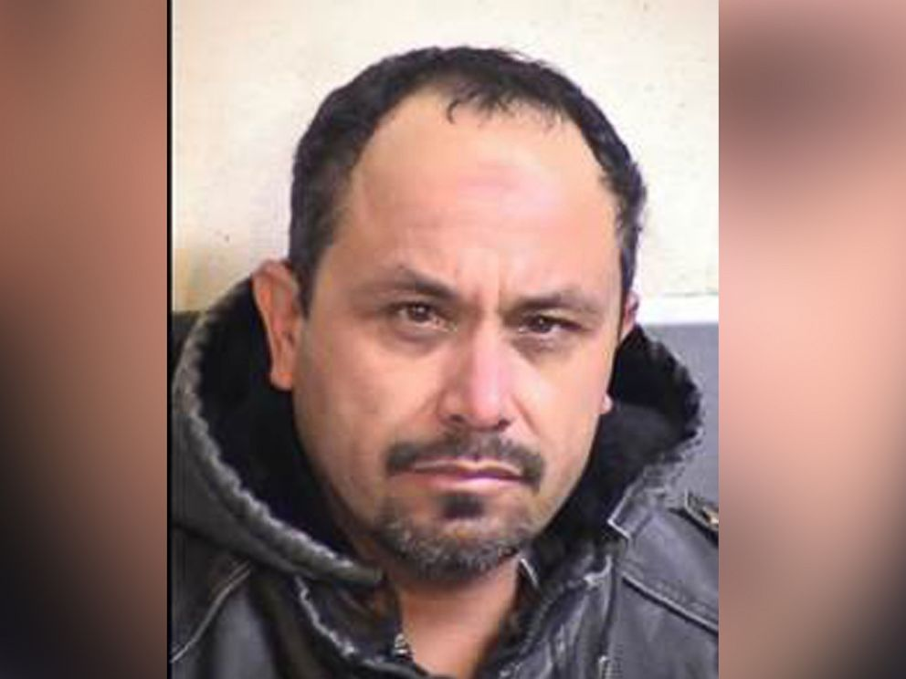 PHOTO: Jorge Gracia was arrested on charges related to a string of recent  drive-