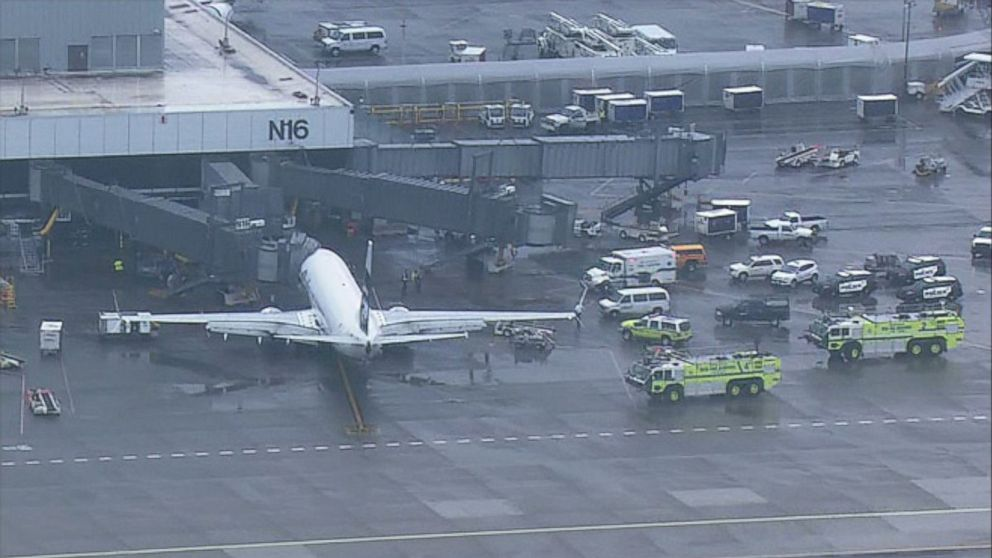 Alaska Airlines Ramp Agent Found In Cargo Hold After
