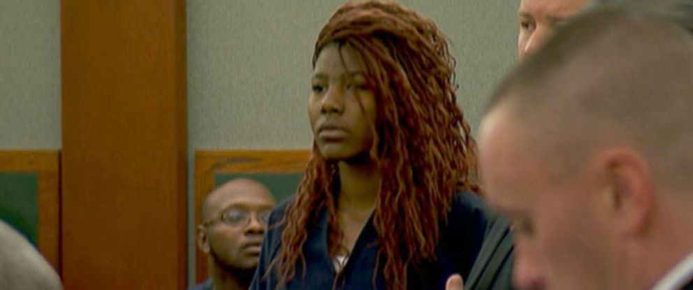 PHOTO: Lakeisha Holloway, 24, has been charged in a criminal complaint with murder with the use of a deadly weapon in connection to a deadly crash in Las Vegas on Dec. 20, 2015.