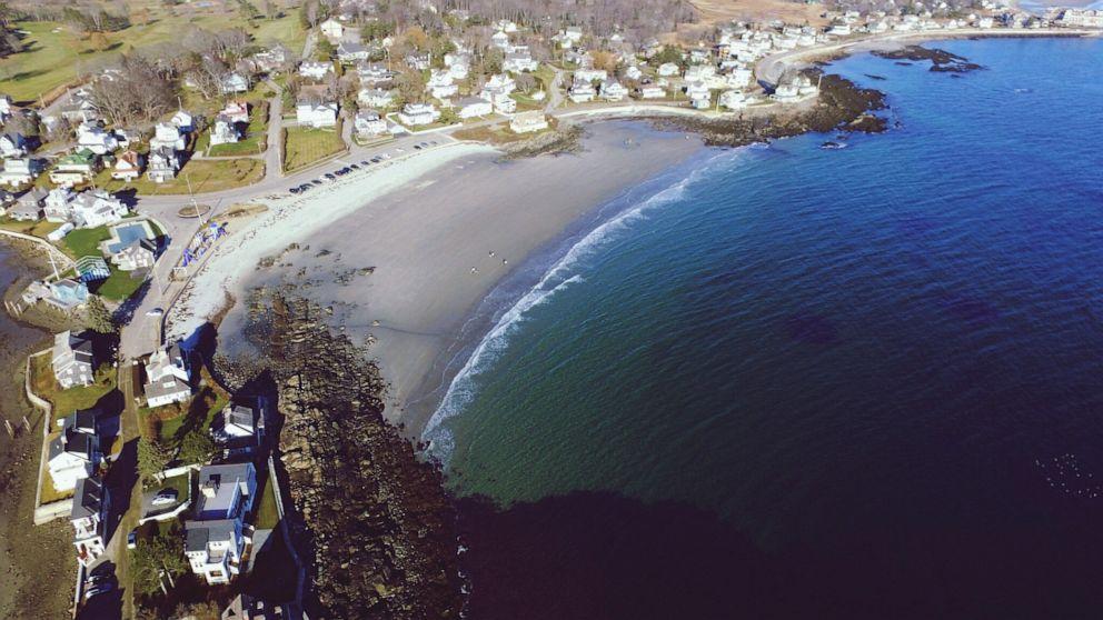 Suche Aussetzung der fehlende Mann und 3 Kinder: Coast Guard