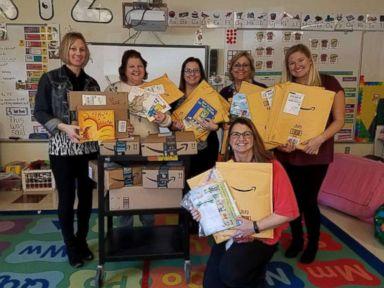 Teacher's 'mental wellness' book wish list goes viral among parents, educators