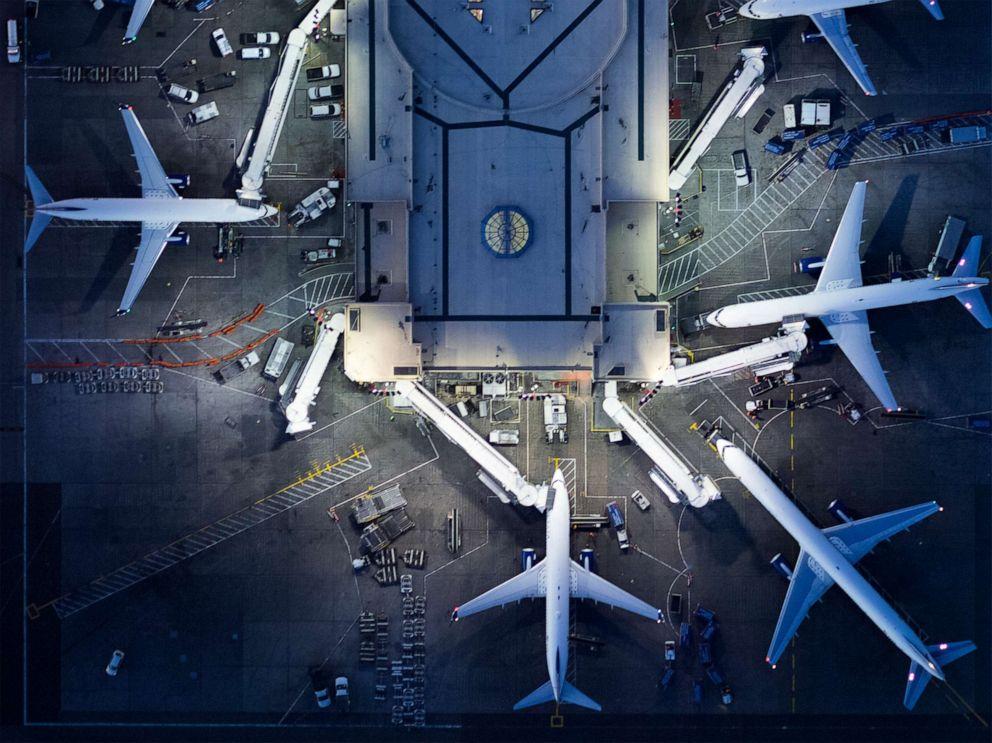 PHOTO: Los Angeles International Airport (LAX).