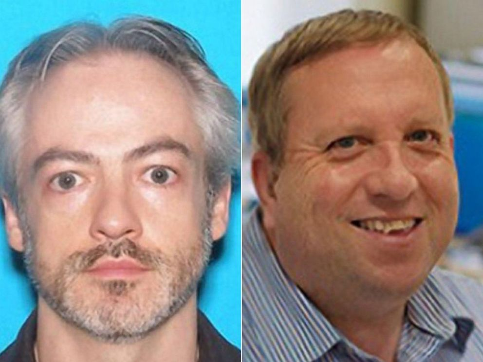 PHOTO: Wyndham Latham (L) and Andrew Warren (R) are wanted in connection with a fatal stabbing in Chicago.