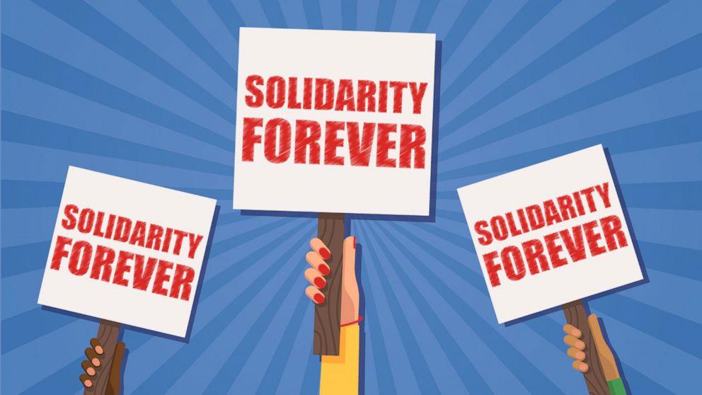 Als die Einkommensungleichheit steigt, schmachten die Gewerkschaften eine Rückkehr machen