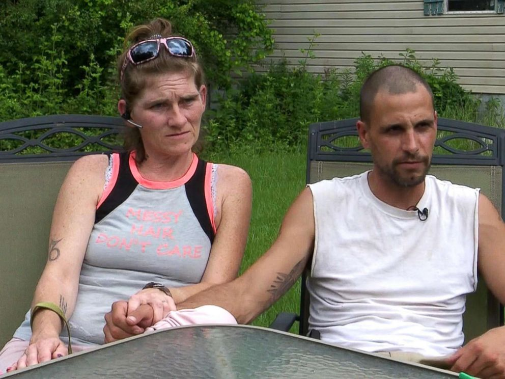 PHOTO: Suzeanna and Matthew Brill were arrested for allegedly giving their 15-year-old son, David, marijuana to treat his seizures.