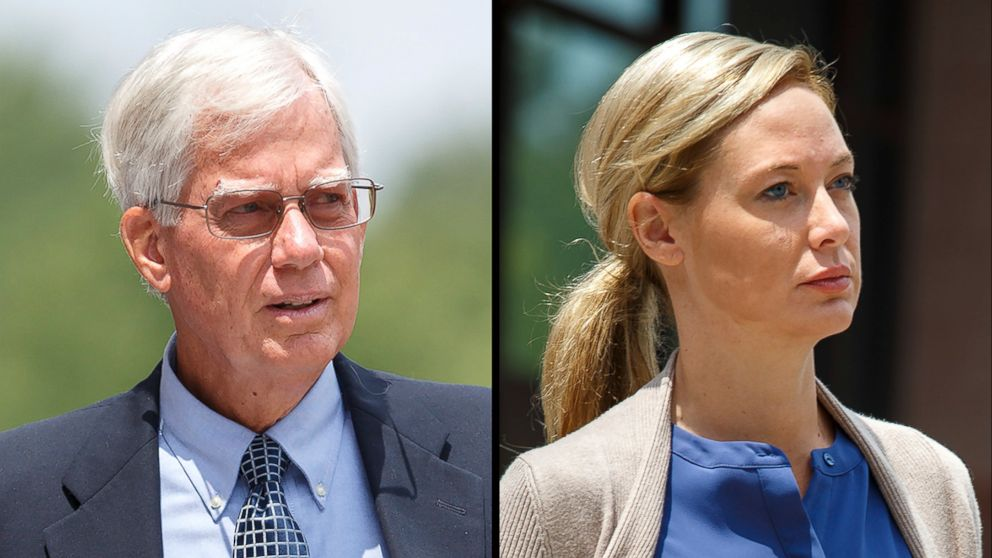 Former FBI agent, his daughter found guilty of murdering her husband