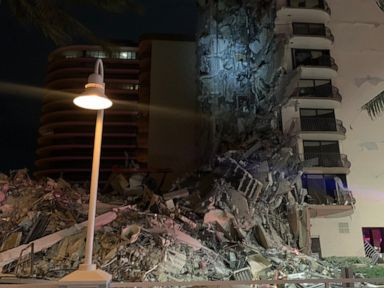 Florida building collapse updates: Boy pulled from rubble alive