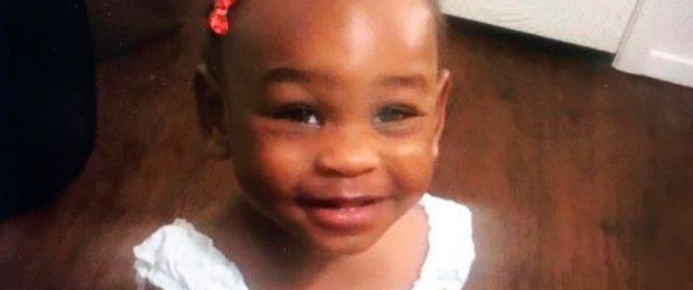 PHOTO: This undated family photo released by the College Station Police Department in Texas shows Hazana Anderson, a 2-year-old girl who was reported missing, Oct. 28, 2018, from a Gabbard park in College Station, Texas.