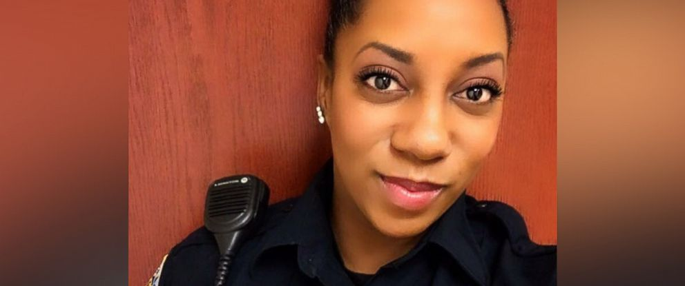 PHOTO: Nashville Police officer Monica Blake is suing the department for allegedly retaliating against for her for reporting a rape by a fellow officer.