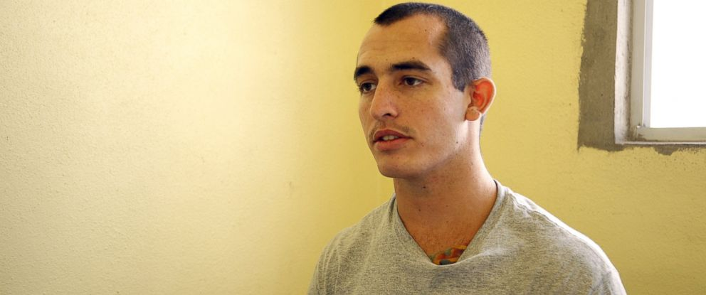 PHOTO: Sgt. Andrew Tahmooressi at Tijuanas La Mesa Penitentiary, May 3, 2014.