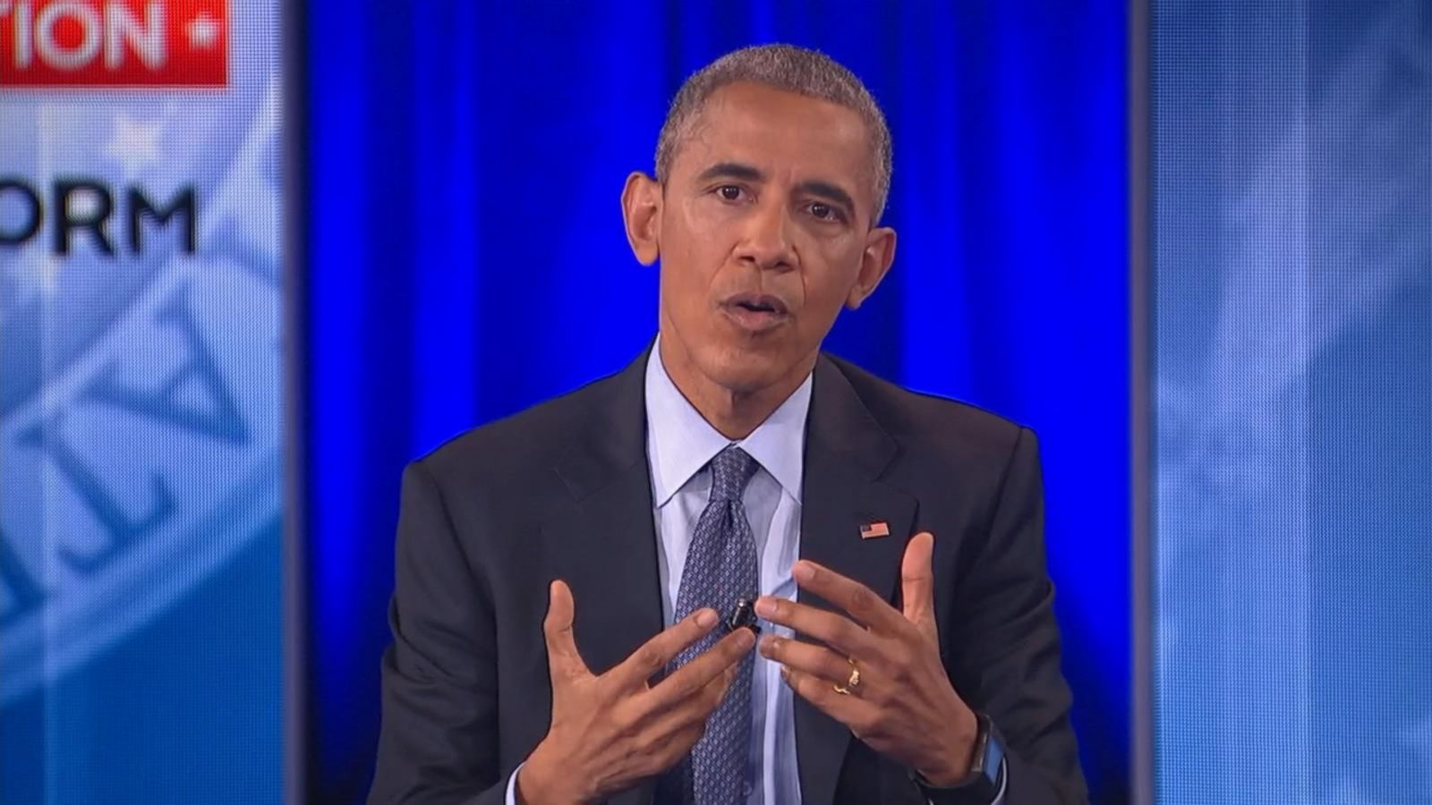 Obama: Murder Rate in African-American Community \'Way out of Whack ...