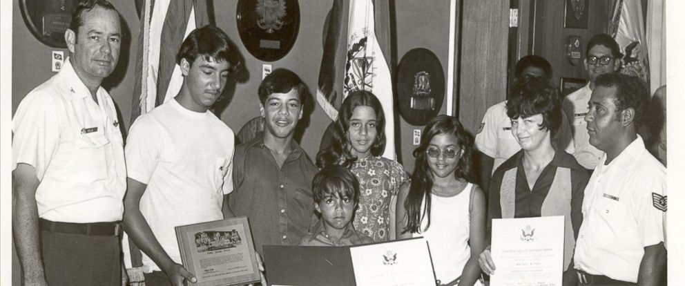 "PHOTO: Julie and Joseph Ortero and two of their children Josie, 11, and Joey, 9, were murdered by ""BTK"" Dennis Rader in 1974."