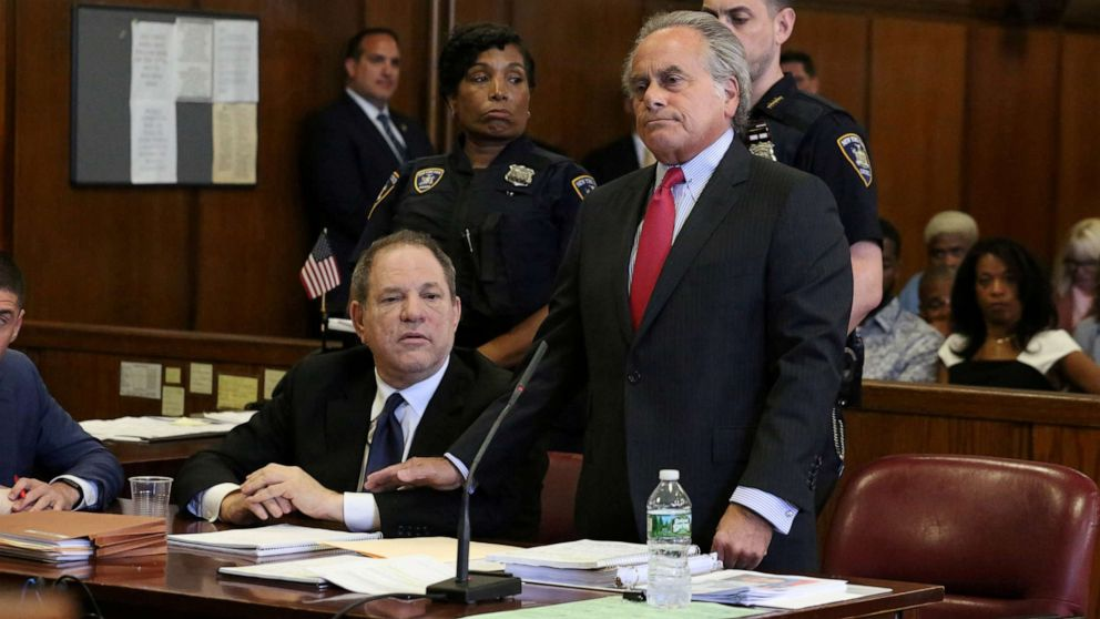 Harvey Weinstein's long-anticipated criminal trial starts this week in New york city City thumbnail