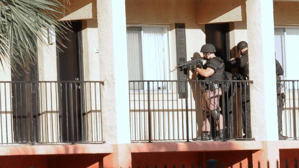 Timeline of Manhunt for Alleged Orlando Killer Markeith Loyd