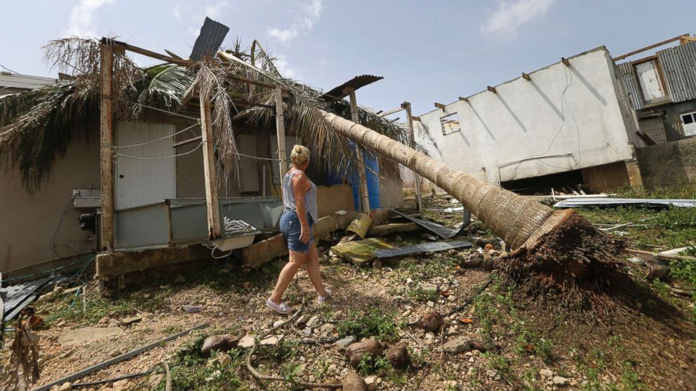 Ways to help relief efforts for hurricane-ravaged Puerto Rico