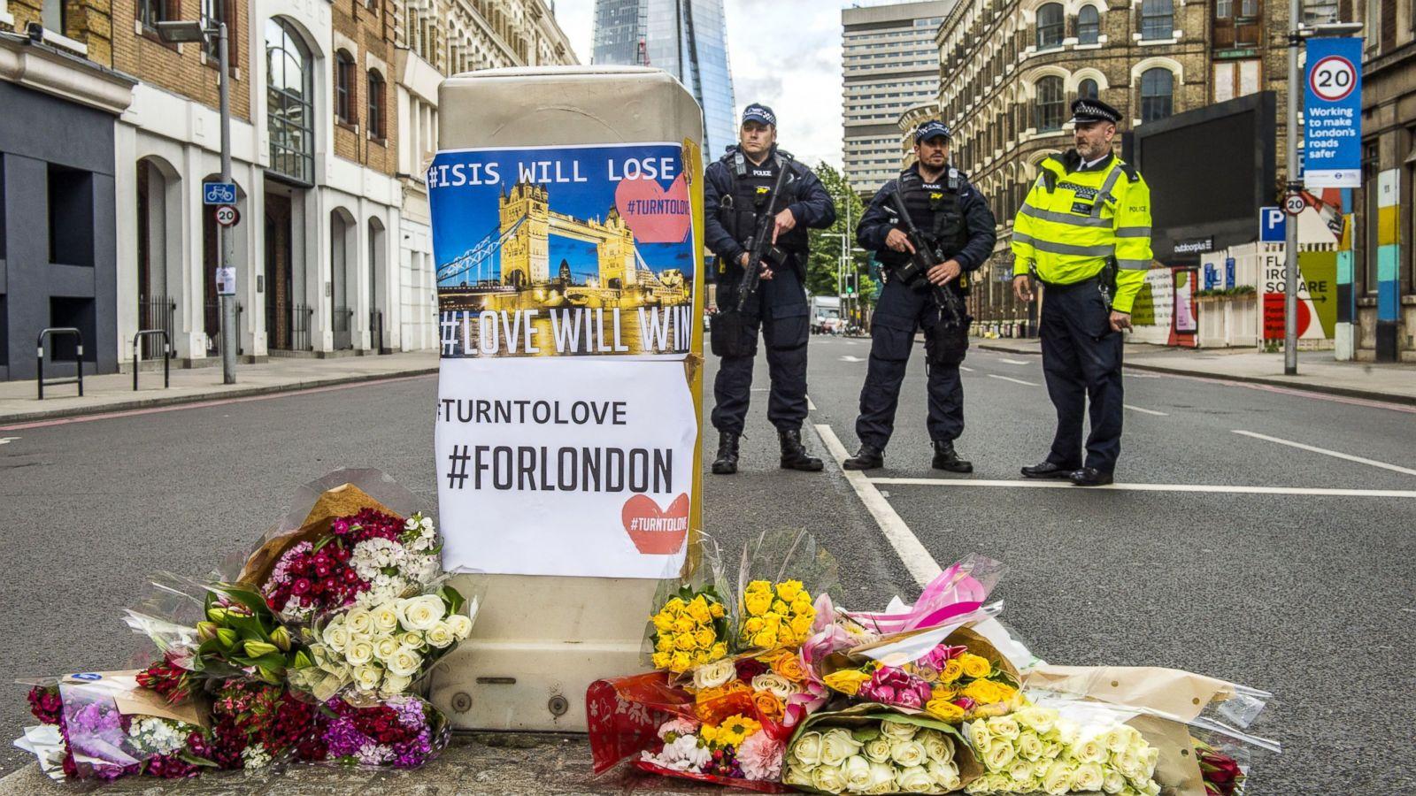 London rads inte al qaida