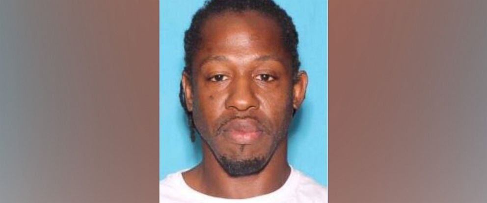 PHOTO: Markeith Loyd, wanted in connection with the shooting death of an Orlando police officer, is shown in this undated booking photo in Orlando, Florida released Jan. 9, 2017.