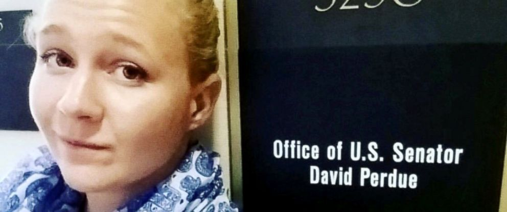 PHOTO: Reality Leigh Winner, 25, a federal contractor charged by the U.S. Department of Justice for sending classified material to a news organization, poses in a picture posted to her Instagram account.