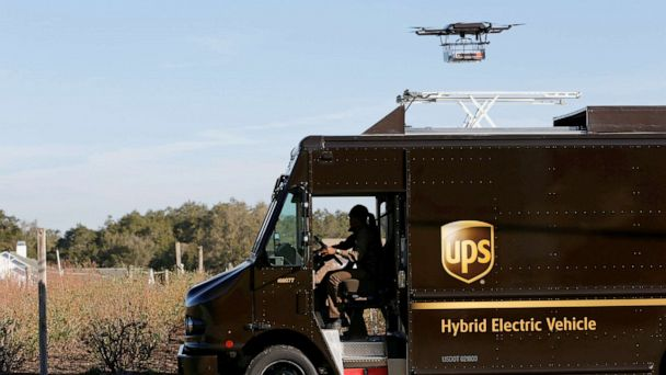 FAA awards UPS certification to start package delivery via drones