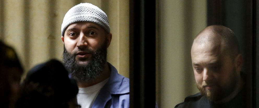 PHOTO: Adnan Syed leaves the Baltimore City Circuit Courthouse in Baltimore, Maryland February 5, 2016.