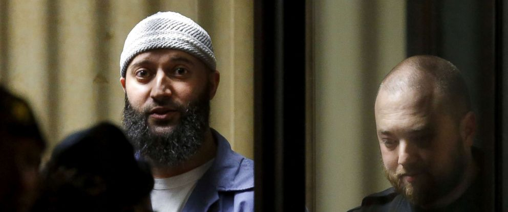 PHOTO: Adnan Syed leaves the Baltimore City Circuit Courthouse in Baltimore, in this Feb. 5, 2016 file photo.