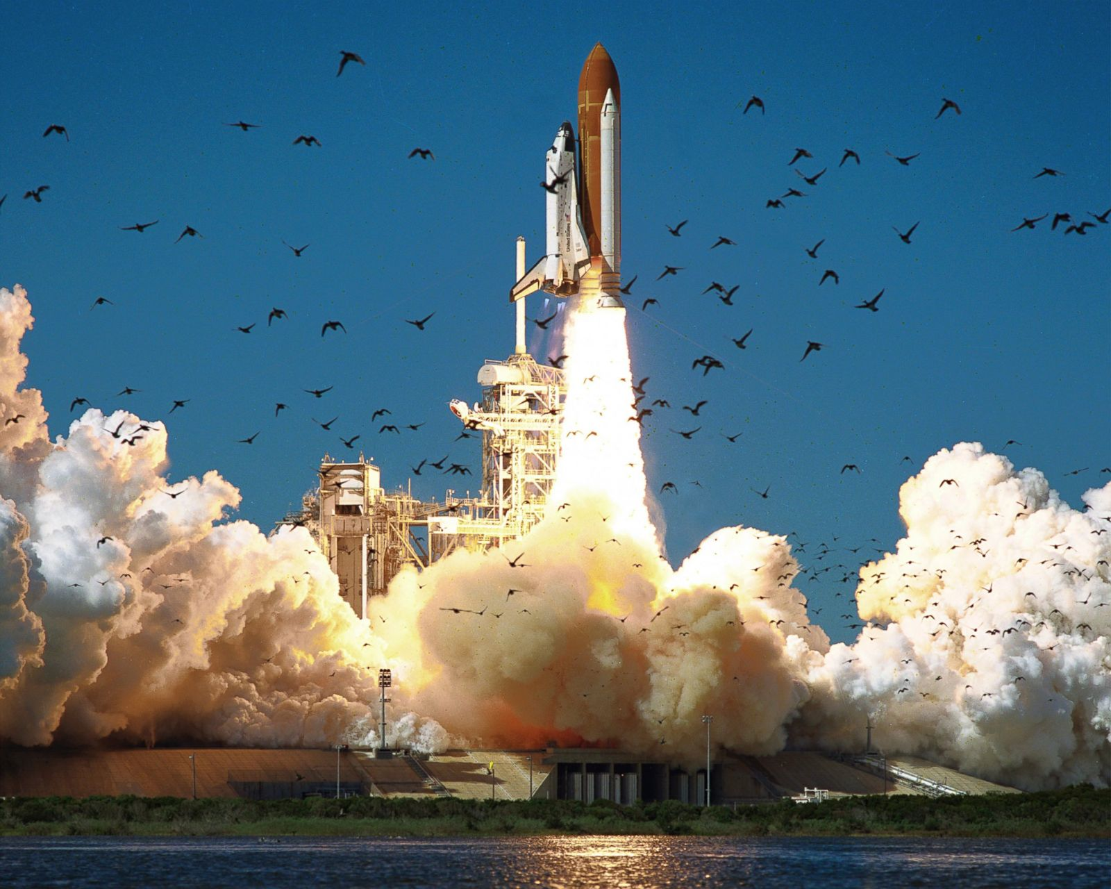 space shuttle disasters - HD 1024×819