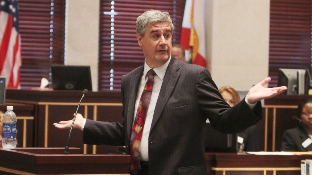 What Is A Class Action Lawsuit >> Casey Anthony Prosecutor Jeff Ashton Admits Visiting ...