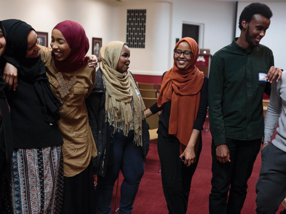 PHOTO: The Somali Student Association hosts an event at the University of Minnesota campus, Feb. 23, 2017, Minneapolis. The event marks the anniversary of the Ogaden massacre that took place in 1994.
