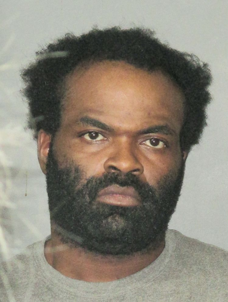 PHOTO: Ronn Bell in a police booking photo.