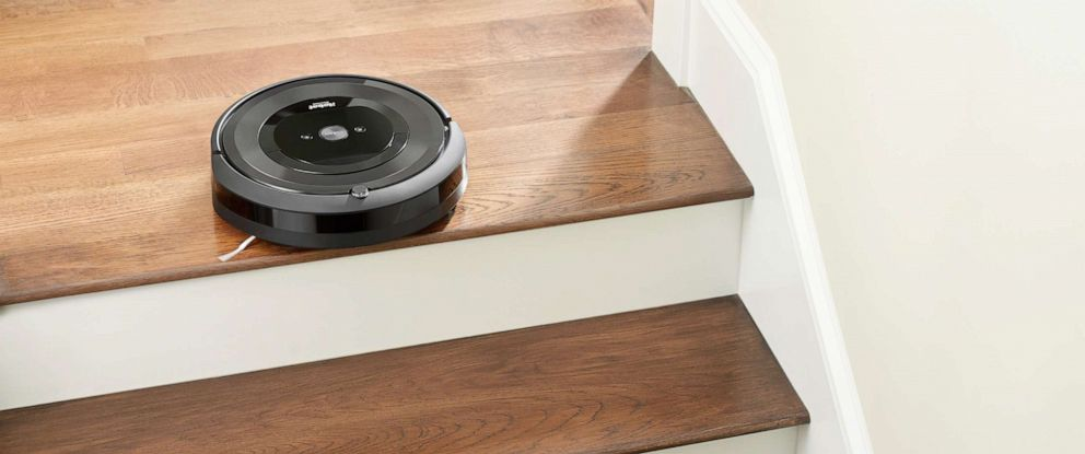 PHOTO:A Roomba is seen here in this undated file photo.