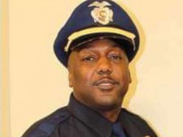 PHOTO: Sergeant Wytasha Carter of the Birmingham Police Department in an undated photo.