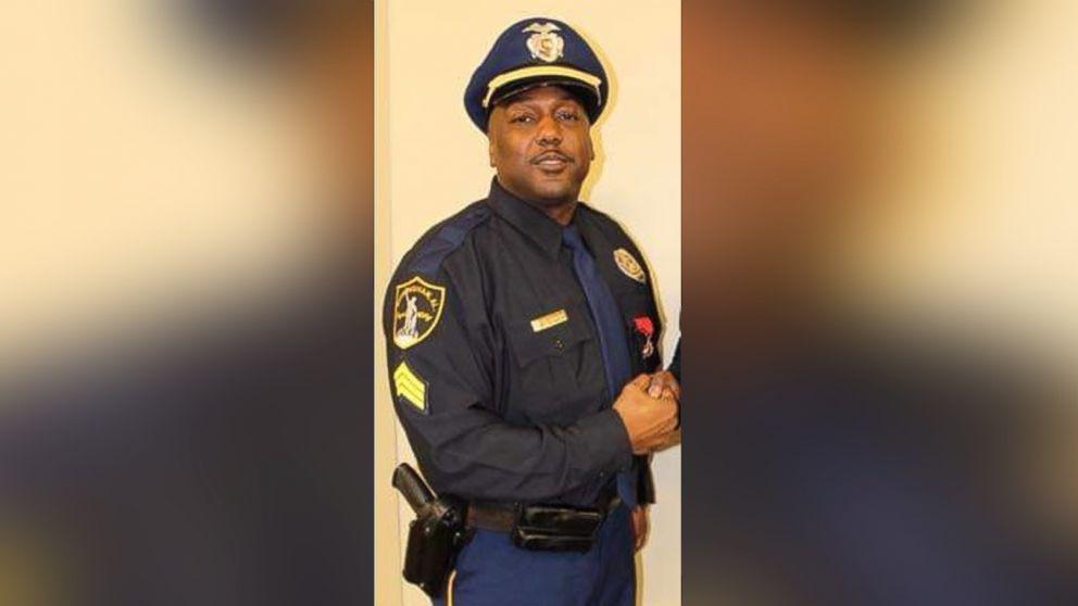 Sergeant Wytasha Carter of the Birmingham Police Department in an undated photo.