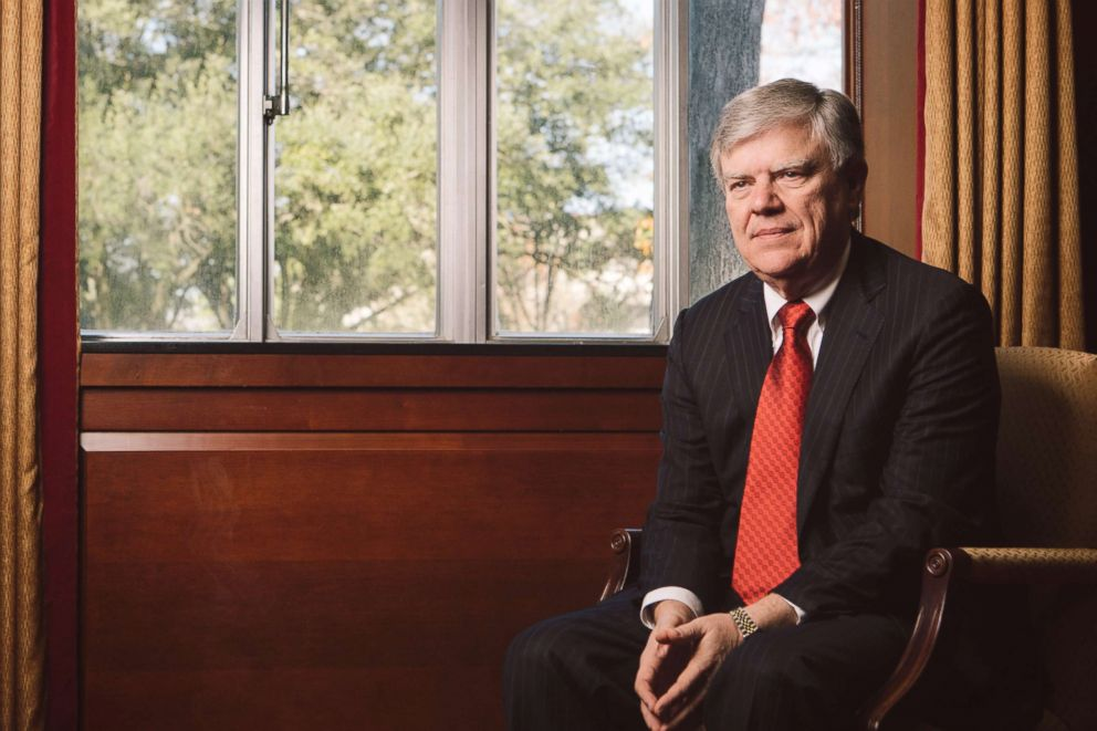 PHOTO: Dr. Stephen J. Spann, vice president for medical affairs and founding dean of the University of Houstons College of Medicine.