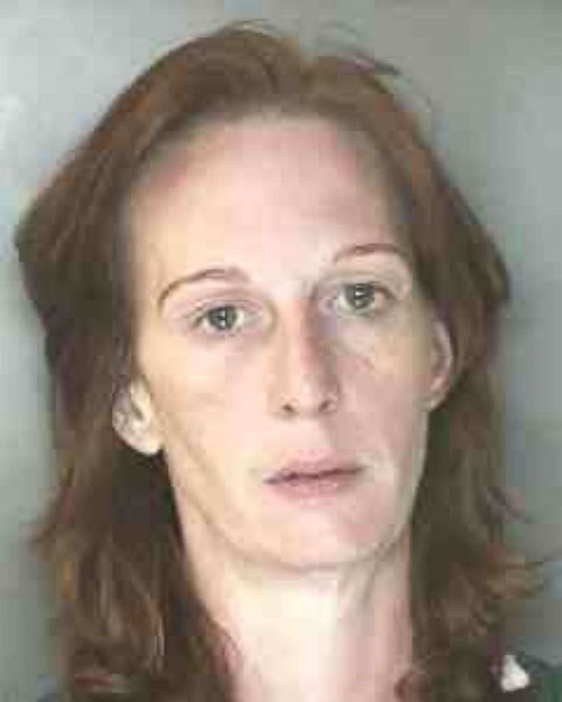 PHOTO: Stacey Castor was arrested on Sept. 14 and was charged with the murder of David Castor.