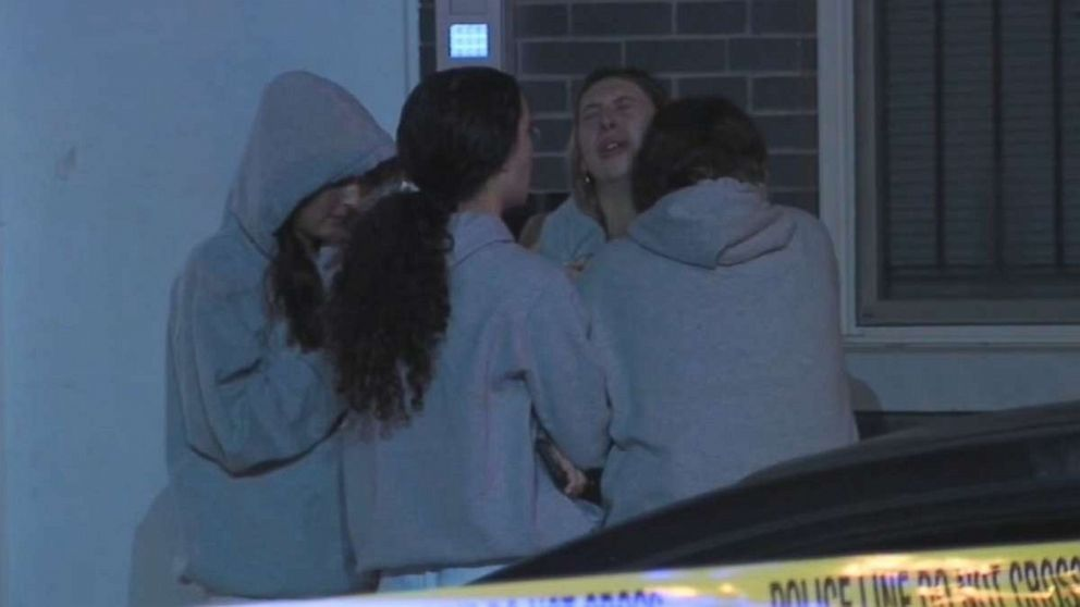 PHOTO: Two Temple University students have been hospitalized after falling from a North Philadelphia rooftop while attending a party and reportedly trying to take a selfie together at approximately 2 a.m. on Saturday, Oct. 3, 2020.