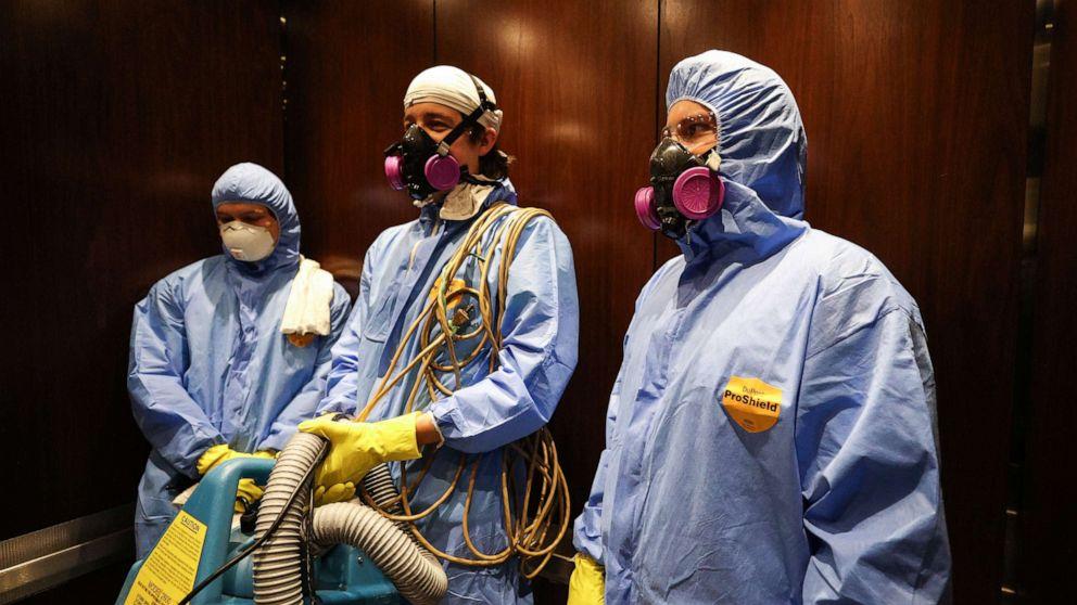 Coronavirus ζωντανή ενημέρωση: τώρα ΜΑΣ το τρίτο μεγαλύτερο παγκοσμίως σε COVID-19 συνολικά περιπτώσεις