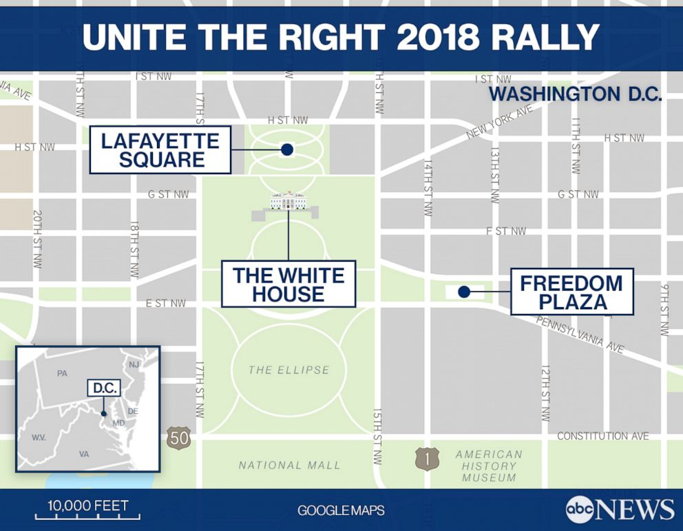 PHOTO: Unite The Right 2018 Rally
