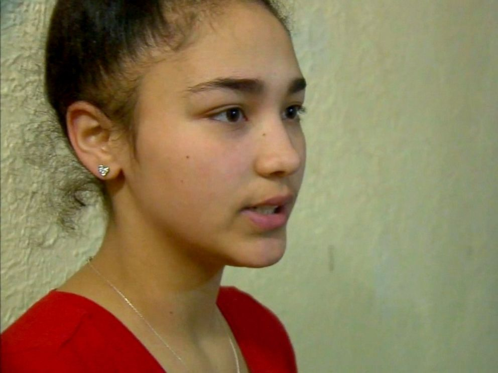 PHOTO: Dailene Rosario, 17, alleged that a NYPD police officer used a Taser on her while she was 14 weeks pregnant.