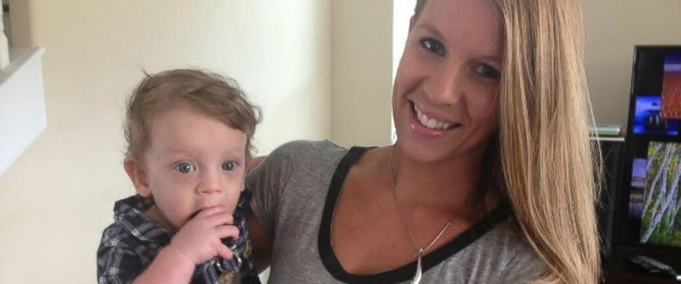 PHOTO: Shana Dees 10-month-old son Jack was accidentally locked in her car in New Tampa, Florida on Aug. 23, 2014.