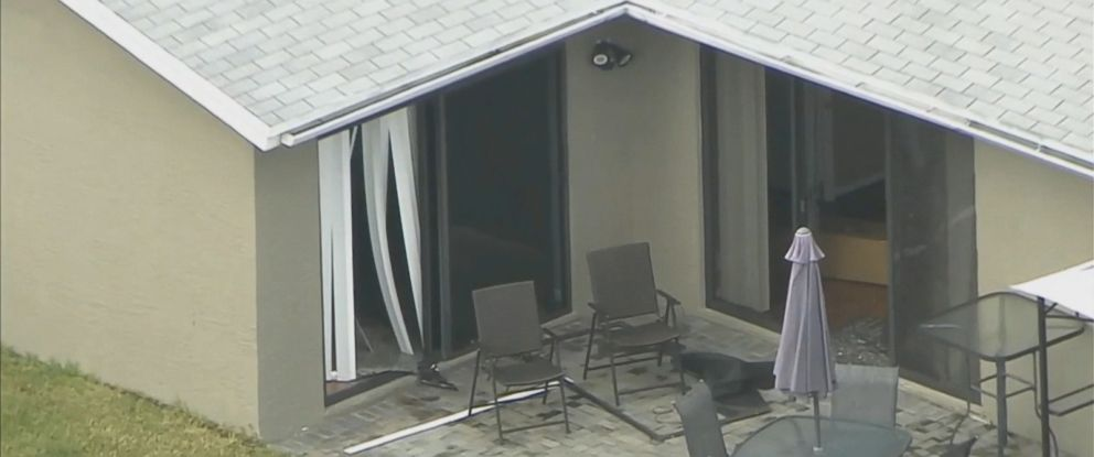 PHOTO: A man fatally shot one of three intruders who broke into his Sunrise, Florida, home, in a dramatic moment all caught on the homeowners call to 911.