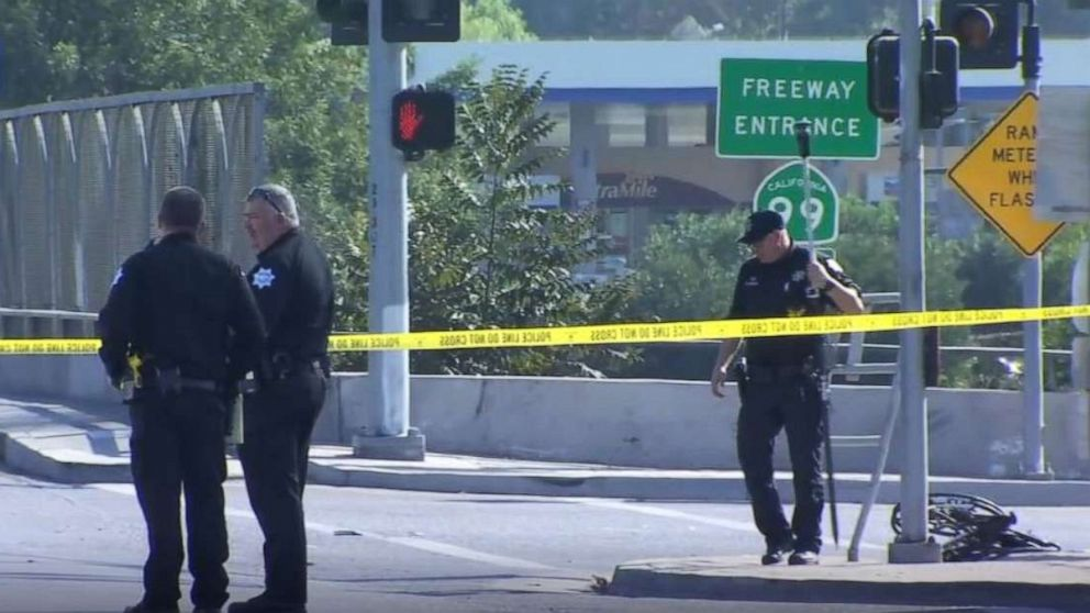 Man in wheelchair killed in hit-and-run incident while crossing the street