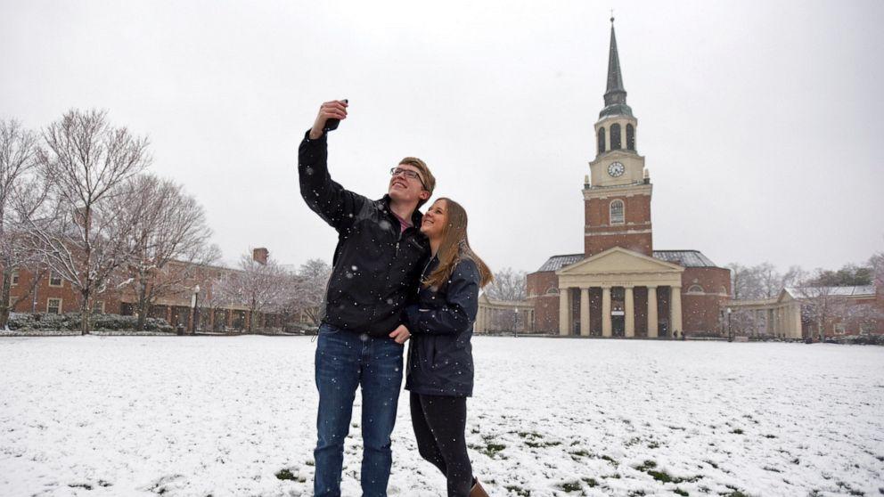 Χειμερινή καταιγίδα κινείται σε όλη τη χώρα, με έντονες χιονοπτώσεις, πλημμύρες βροχή