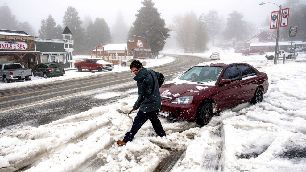 Active weather patterns begin as US heads into holiday week thumbnail