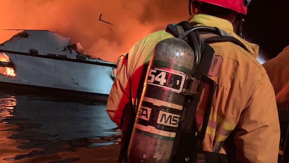 The Latest: Coast Guard: 4 bodies found