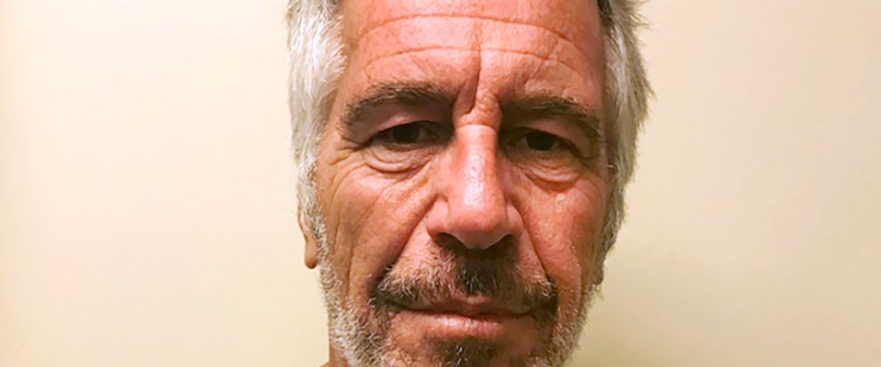 FILE - This March 28, 2017, file photo, provided by the New York State Sex Offender Registry shows Jeffrey Epstein. Epstein has died by suicide while awaiting trial on sex-trafficking charges, says person briefed on the matter, Saturday, Aug. 10, 201