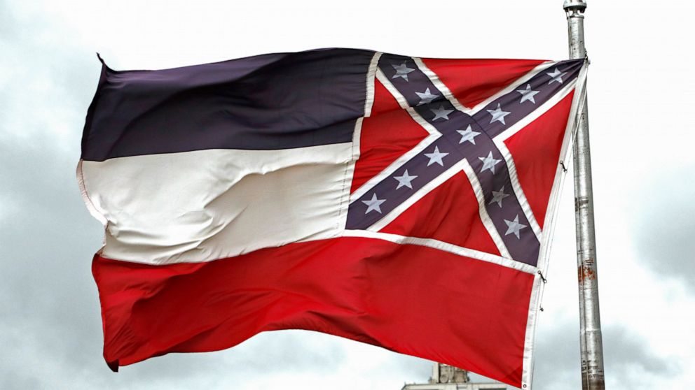 Mississippi could strip Confederate symbol from state flag thumbnail