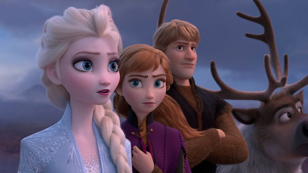 'Frozen 2' leads box office again; 'Playmobil' flops thumbnail