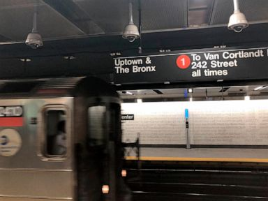 Service resuming after 7 New York City subway lines stopped