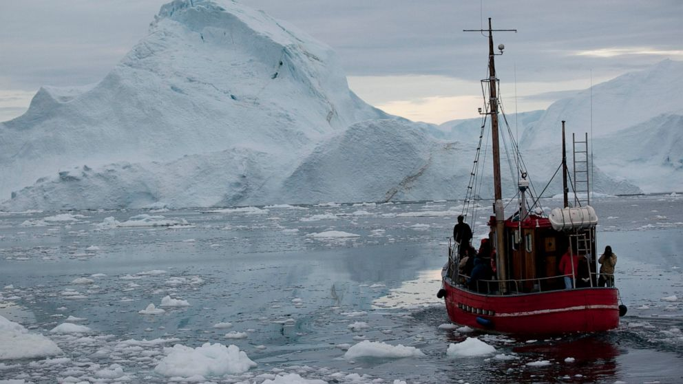 UN unearths record low temperature for Northern Hemisphere