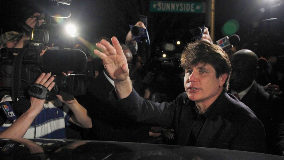 Blagojevich: House Democrats would've impeached Lincoln, too thumbnail